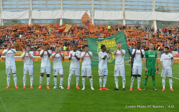 Lens / FCN : 1 / 0 - Fin de saison