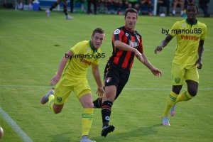 Photos FCN / AFC Bournemouth (Amical)