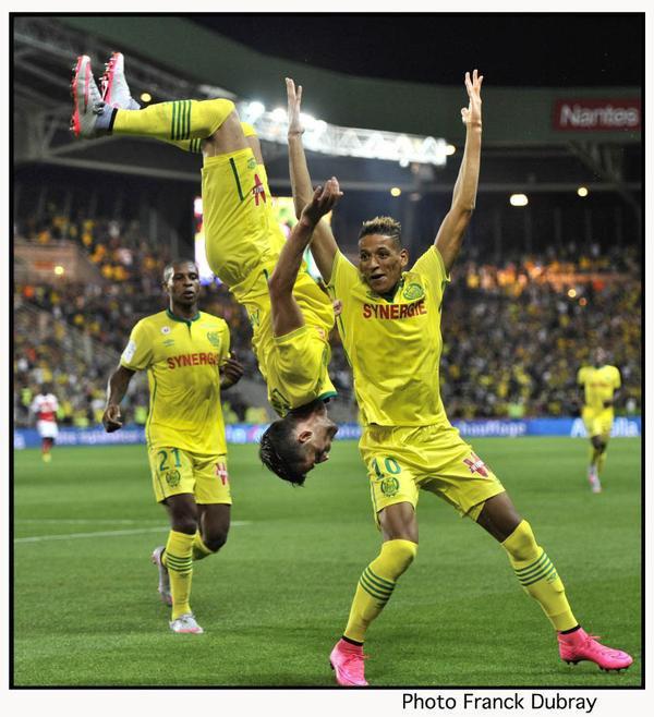FCN / Reims : 1 / 0
