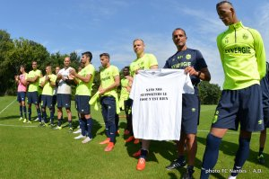 Bordeaux / FCN : Avant match