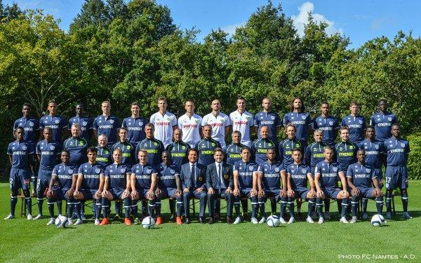 Photo officielle - Saison 2015 / 2016
