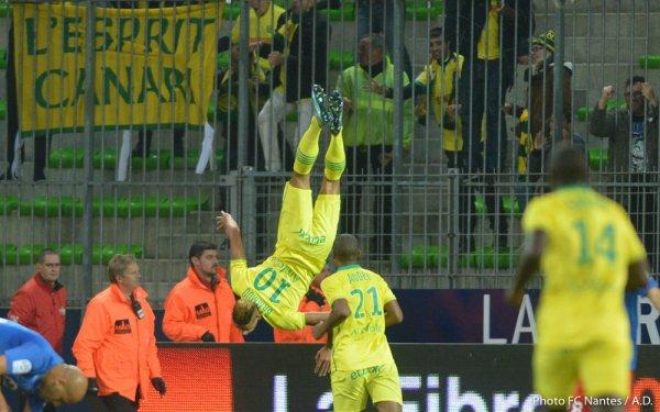 Caen / FCN : 0 / 2