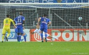 Bourg-en-Bresse / FCN [ 16èmes de Coupe de la Ligue ] 3 / 2
