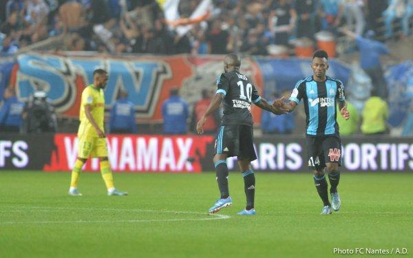FCN / Marseille : 0 / 1