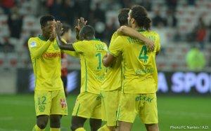 Nice / FCN : 1 / 2 (match rejoué pour le compte de la 9ème journée)
