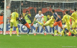 Montpellier / FCN : 2 / 1 + Photos : Flash back