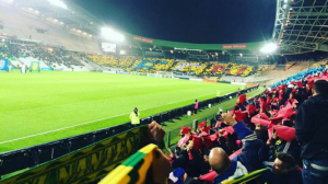 FCN / Bastia : 0 / 0
