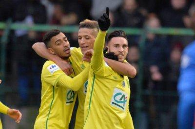 Blanc Mesnil / FCN [ CDF - 32èmes de finale ] : 0 / 2