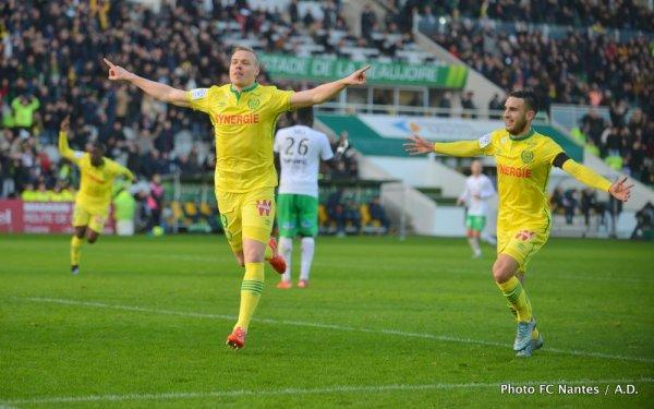 FCN / Saint Etienne : 2 / 1