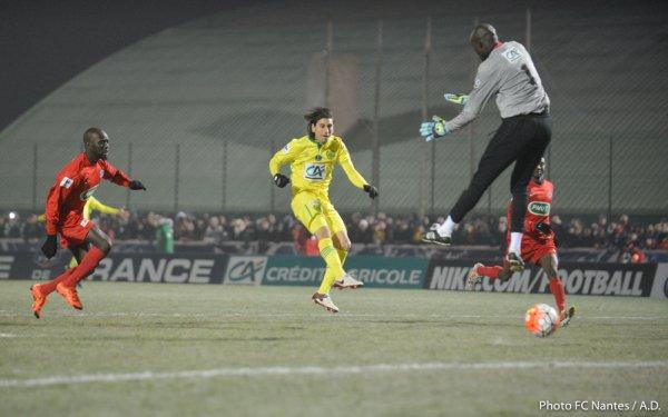 FC Mantois / FCN [ 16ème de finale de Coupe de France ] : 0 / 1