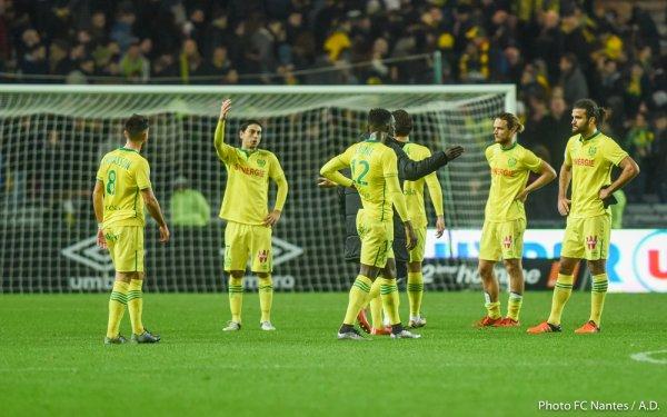 FCN / Bordeaux : 2 / 2