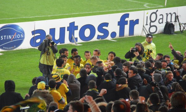 Photos FCN / Bordeaux