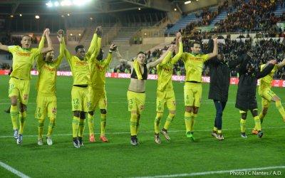 FCN / GFC Ajaccio : 3 / 1