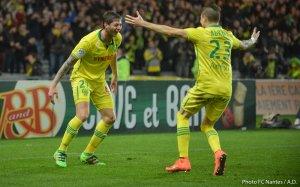 FCN / Lorient : 2 / 1
