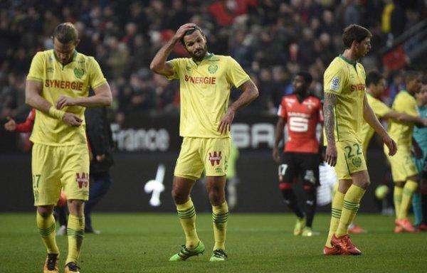 Rennes / FCN : 4 / 1