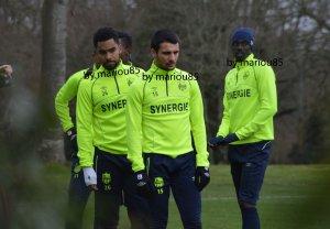 Entraînement Jonelière du samedi 5 mars : J-1 avant le derby face à Rennes !!