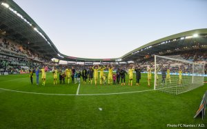 FCN / Angers : 2 / 0