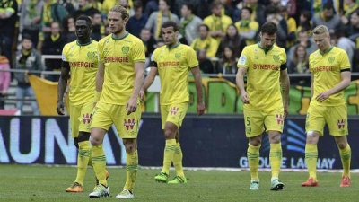 FCN / Lille : 0 / 3