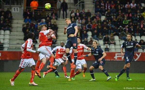 Reims / FCN : 2 / 1
