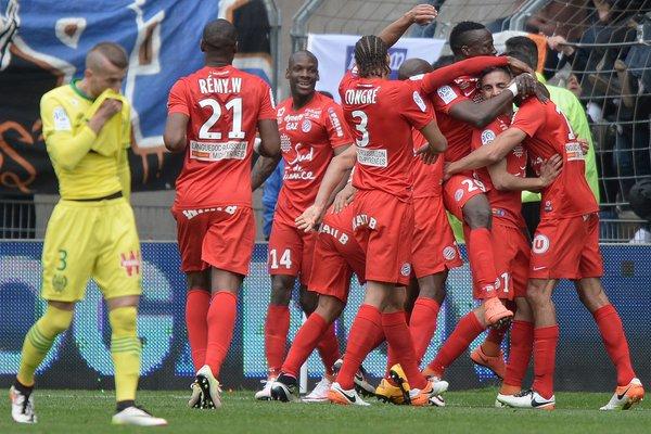 FCN / Montpellier : 0 / 2