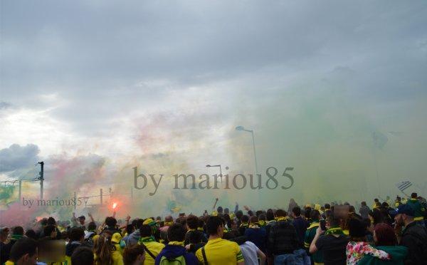 Photos FCN / Caen - La Der' à domicile