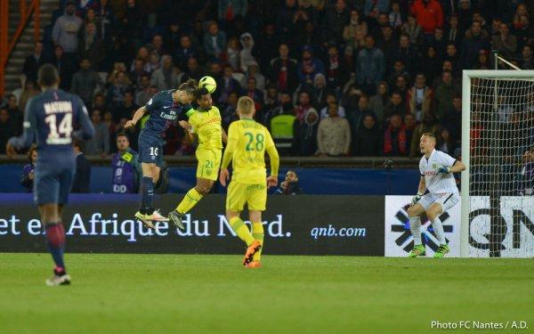 Paris / FCN : 4 / 0 - Dernier match de la saison !!!