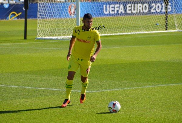 Photos FCN / Aston Villa (match amical)