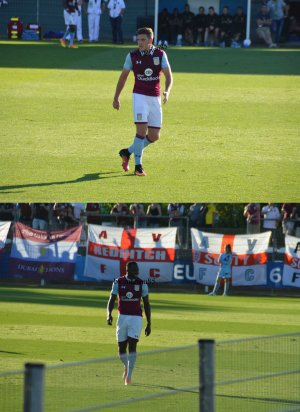 Photos FCN / Aston Villa (match amical)