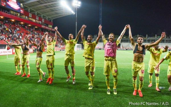 Dijon / FCN : 0 / 1 - 1ère journée du Championnat !