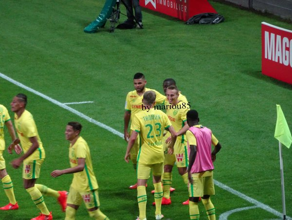 Photos Dijon / FCN