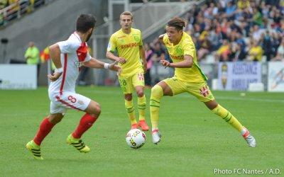 FCN / Monaco : 1 / 0
