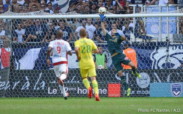 Bordeaux / FCN : 1 / 0