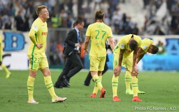 Marseille / FCN : 2 / 1