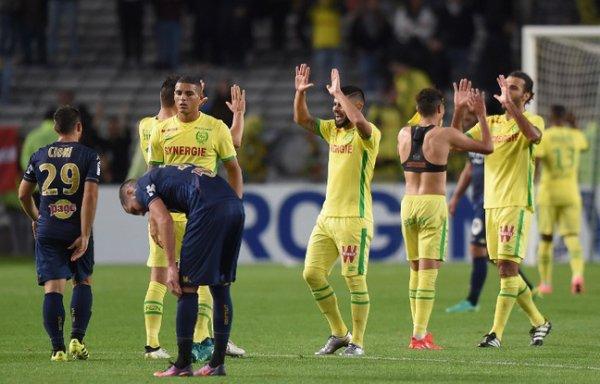 FCN / Bastia : 1 / 0