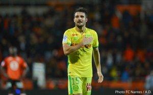 Lorient / FCN : 1 / 2