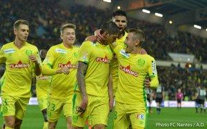 FCN / Angers : 2 / 1 [ Coupe de la Ligue - 16ème de finale ]