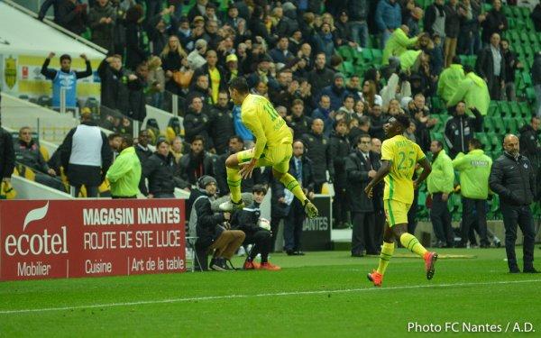 FCN / Toulouse : 1 / 1