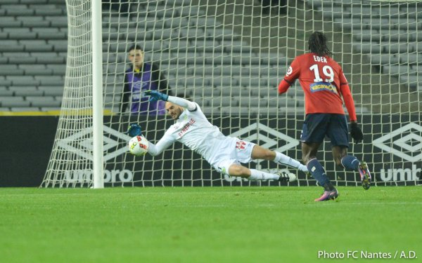 FCN / Lille : 0 / 0