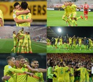 FCN / Lyon : 0 / 6