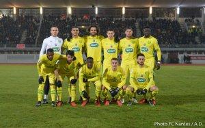 Blois / FCN [ CDF - 32ème de finale ] : 1 / 2