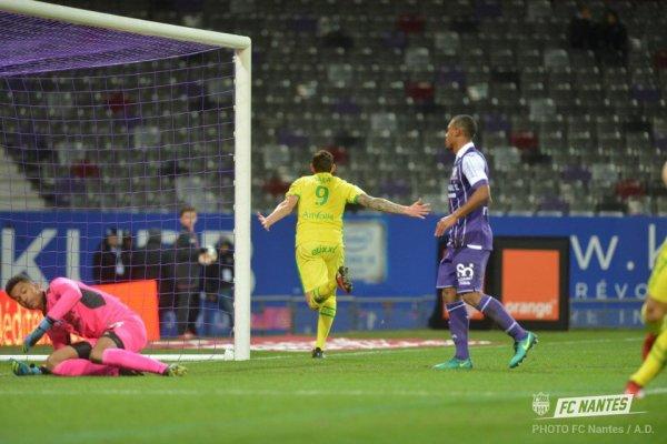 Toulouse / FCN : 0 / 1