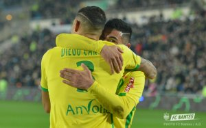 FCN / Marseille : 3 / 2