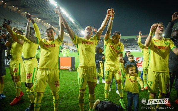 FCN / Dijon : 3 / 1
