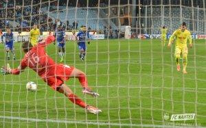 Bastia / FCN : 2 / 2 (Match en retard de la 24ème journée)