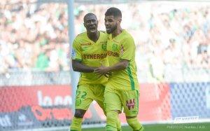 Saint-Etienne / FCN : 1 / 1