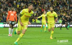 FCN / Lorient : 1 / 0