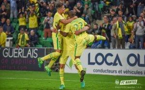 FCN / Guingamp : 4 / 1 - La Der' à la Beaujoire !!