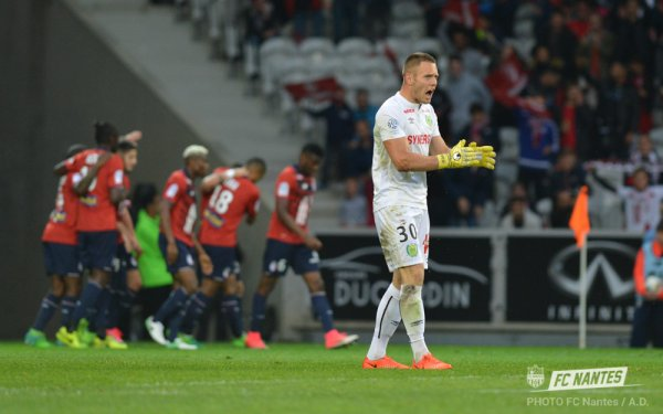 Lille / FCN : Dernier match de la saison : 3 / 0