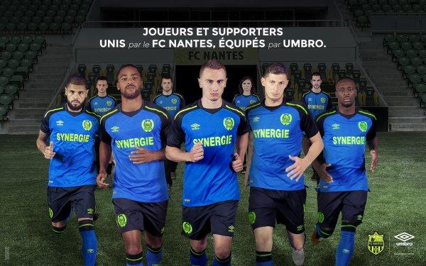 Maillots domicile / extérieur - Saison 2017/2018