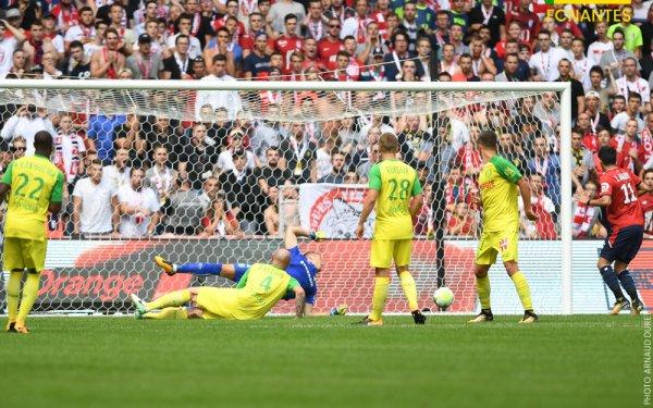 Lille / FCN : 3 / 0